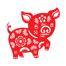 Xin Nian Kuai Le! Welcome to the Year of the Pig…