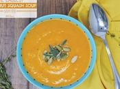 Easiest Butternut Squash Soup (Dairy-Free)