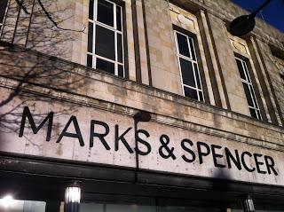 Marks and Spencer Holloway – update