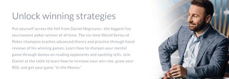 Daniel Negreanu Masterclass Review 2019      Can You Be A Pro Poker Player?