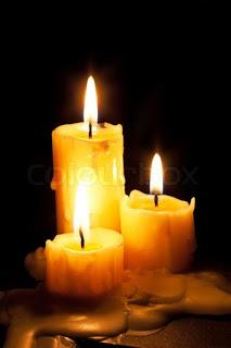 Candles - Remembrance
