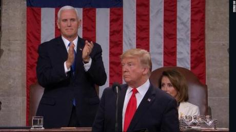 Trump's Bizarre, Not Good, Self Contradicting State of the Union