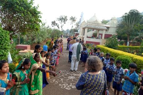 Group Lives in India December 2018/January 2019