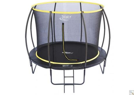 What is the right age for a trampoline