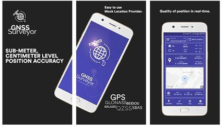 Global GNSS launches a GNSS Surveyor Application for the Geospatial Industry