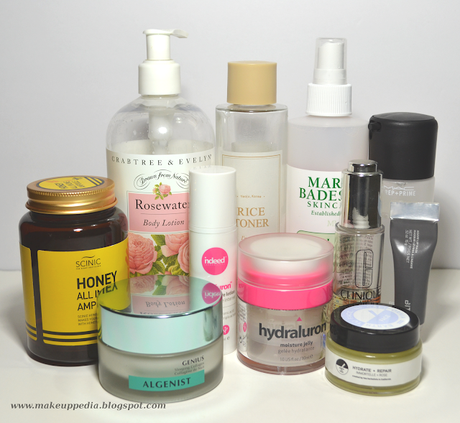 Products that are helping me get through this winter.