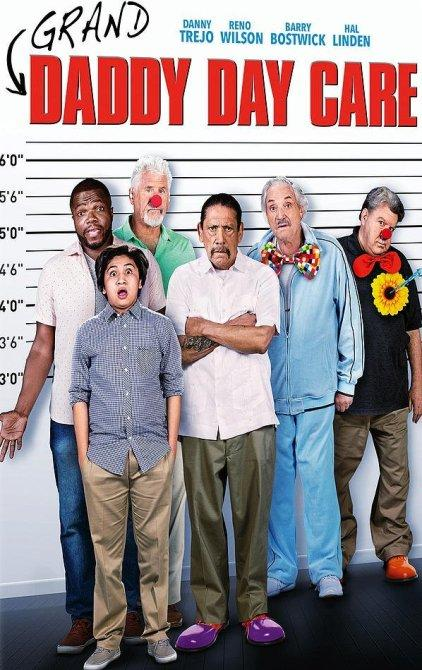 Interview with Danny Trejo star of 'Grand-Daddy Day Care'