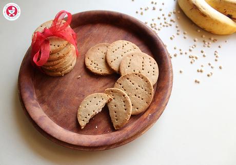 Jowar Teething Biscuits Recipe
