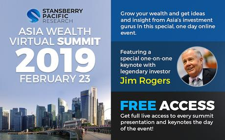 Free Access - Asia Wealth Virtual Summit 2019