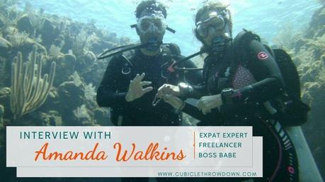 Interview with Expat Expert Blogger Amanda Walkins