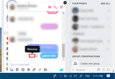 How to Delete Messages on Facebook Messenger [Both Sides]