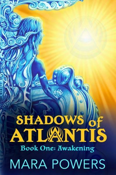 Shadows of Atlantis by Mara Powers