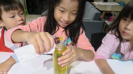 Creativity #119 - DIY Lava Lamp for kids