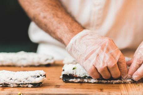 Sushi Mansfield TX