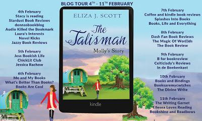 The Talisman- Molly's Story by Eliza J. Scott Feature and Review