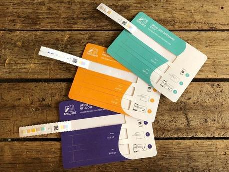 TestCard home urine test