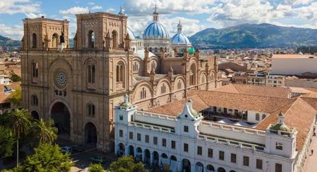 Cathedral of the Immaculate Conception in Cuenca