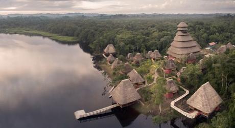 Napo Wildlife Center in the Amazon