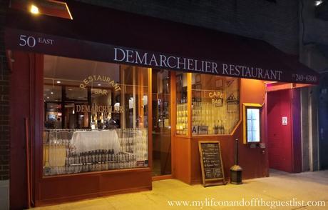 RESTAURANT REVIEW: Demarchelier French Bistro