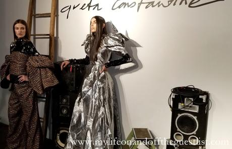 NYFW THE SHOWS: Greta Constantine Fall-Winter 2019 Collection