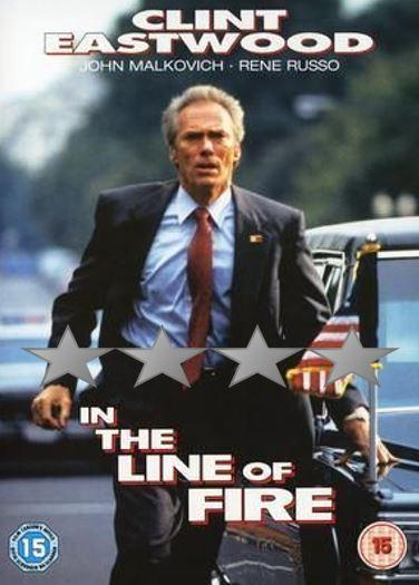 ABC Film Challenge – Oscar Nominations – I – In the Line of Fire (1993)