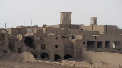 Travel Guide: Yazd, Iran