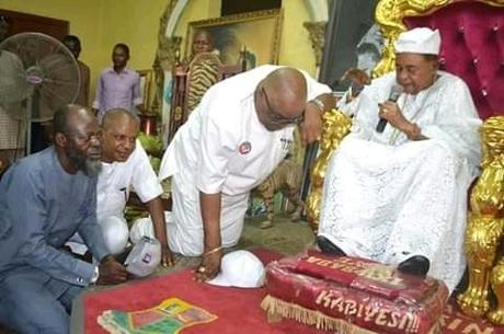 We Forgive You ― Alaafin, Oyomesi Tell Alao-Akala