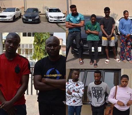 Yahoo Boys In Ibadan Hide As EFCC Clampdown Intensifies