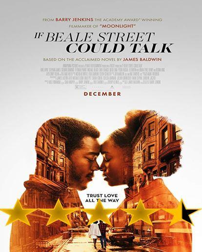 ABC Film Challenge – Oscar Nomination – J – Barry Jenkins – If Beale Street Could Talk (2018)