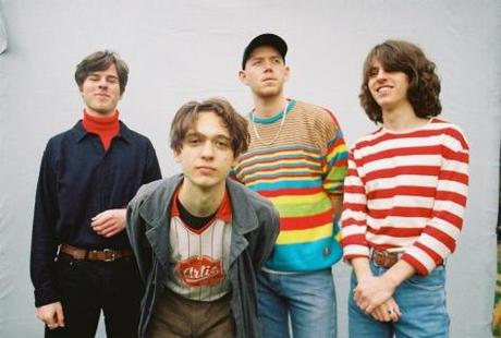 Vinyl Staircase – 'On the Radio'