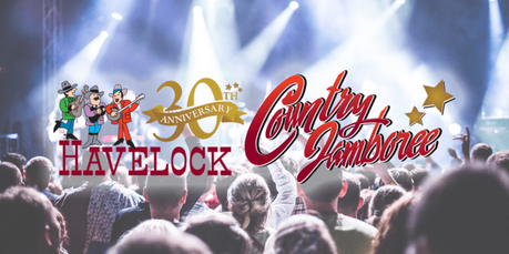 Havelock Country Jamboree Celebrates 30 Years with Big Lineup!