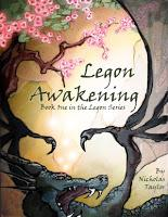 Image: Legon Awakening: Book One in the Legon Series, by Nicholas Taylor