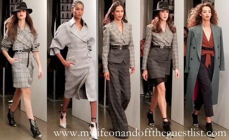 NYFW THE SHOWS: Taoray Wang Fall-Winter 2019 Collection