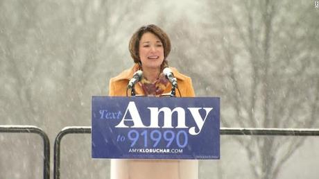 Amy Klobuchar Becomes The 11th Democrat In The 2020 Race