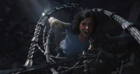 Review Alita: Battle Angel (2019)