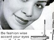 Celebrating Black History Month with Maybelline's First Model. Model Used American Cosmetic Advertising That Time 1959