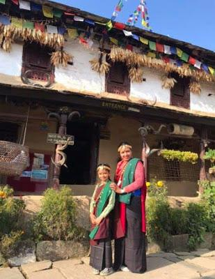 THE OLD GURUNG MUSEUM IN GHANDRUK, NEPAL  Guest Post by Caroline Hatton