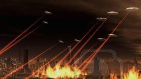 Five UFO Crashes