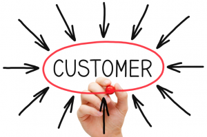 Being customer centric
