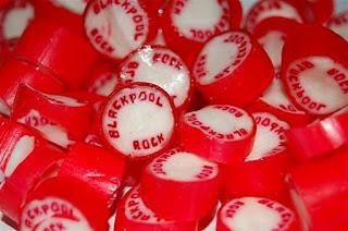 Sugar - A Little Stick of Blackpool Rock