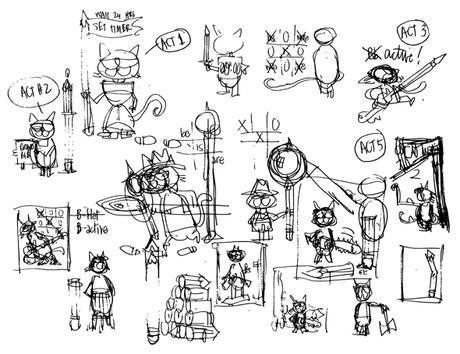 Illustrating A Book: How Client & Artist Work Together