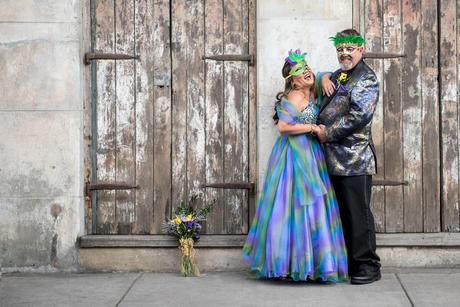 All You Need Is Love – Colorful and Fun Elopement