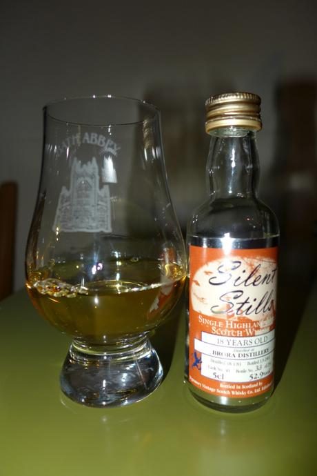 Tasting Notes: Brora: Silent Stills: 18 Year