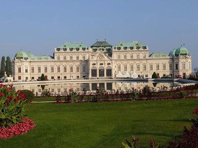 Grand Circle River Tour 15:  Vienna   [Sky Watch Friday]