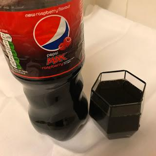 Pepsi Max Raspberry new for the UK!