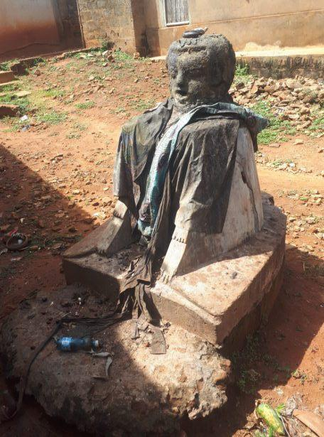 Backpacking in Togo: Touring Togoville and the Shrine to Pope John Paul II