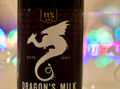 Beer Review Holland Dragon's Milk Reserve Orange Chocolate Stout