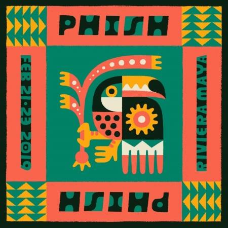 Phish: webcasts of Riviera Maya shows in Mexico