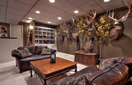 Wondrous Man Cave Ideas Paperblog Ibusinesslaw Wood Chair Design Ideas Ibusinesslaworg