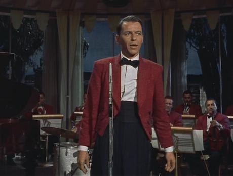Pal Joey: Sinatra's Red Fleck Mess Jacket